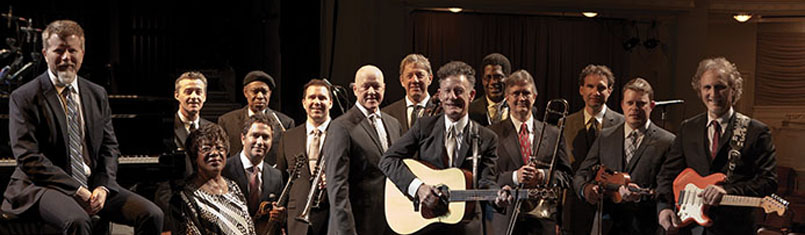 Lyle Lovett and His Large Band in Spokane