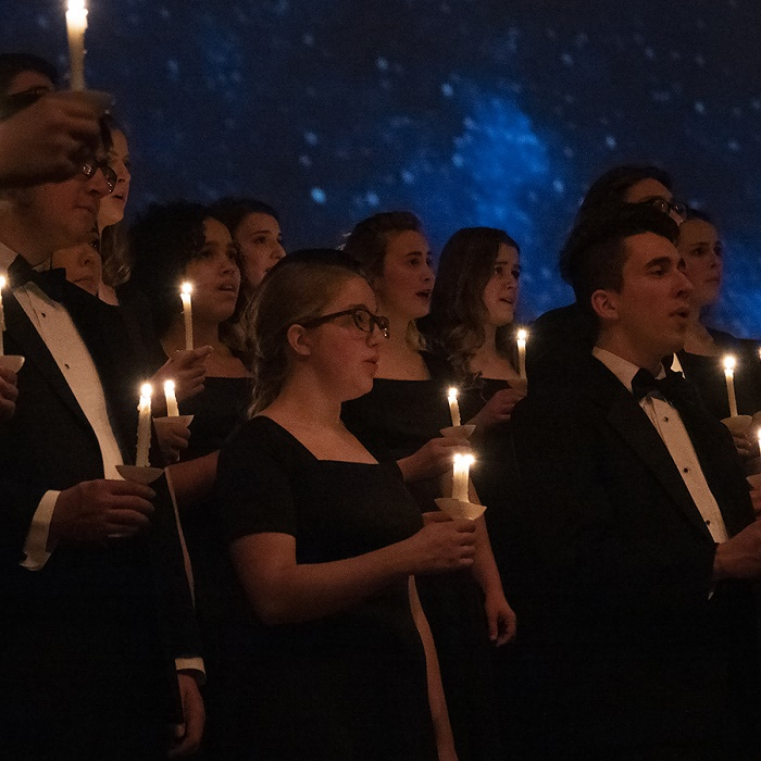 Whitworth University Christmas Festival Concert: Love Be Our Song