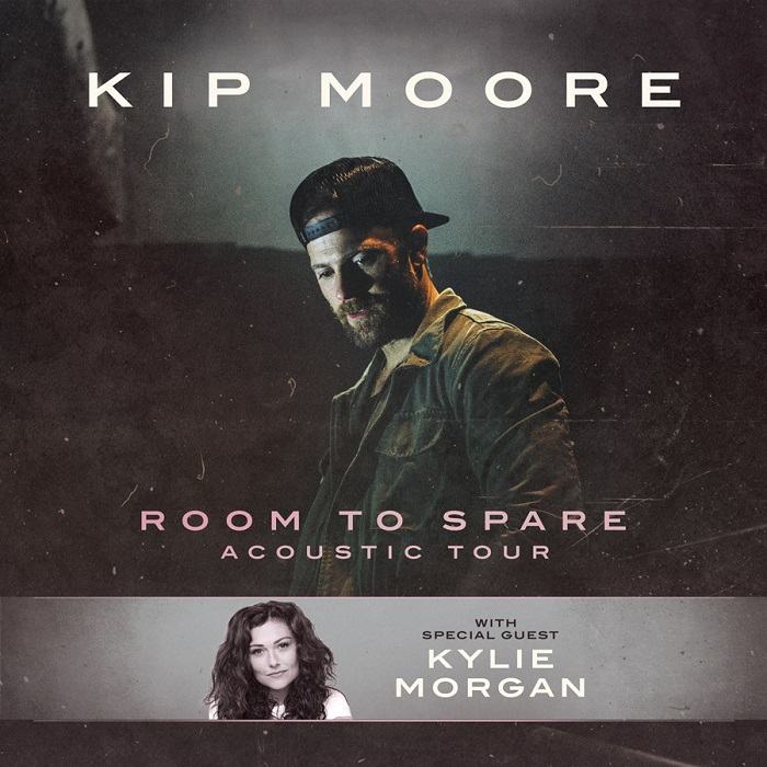 Kip Moore: Room To Spare Tour