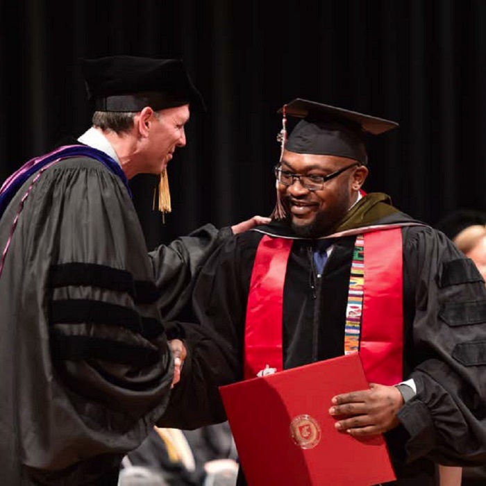 WSU College of Pharmacy and Pharmaceutical Sciences Commencement Ceremony