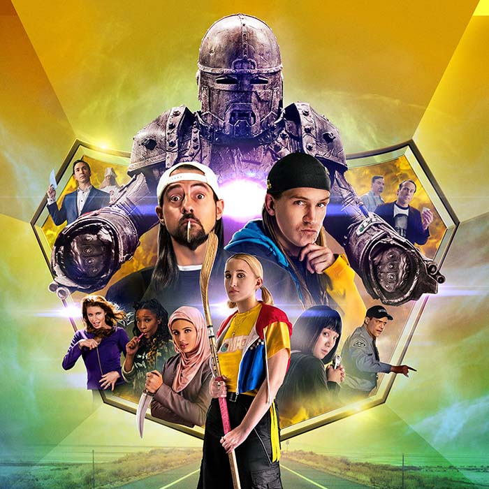 Fox Presents: Jay and Silent Bob Reboot Roadshow with Kevin Smith and Jay Mewes