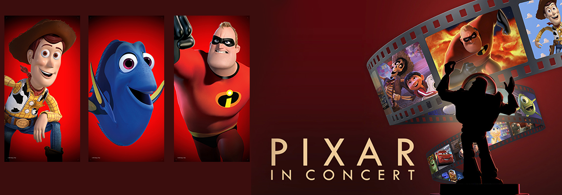 Spokane Symphony Movies & Music 2: Pixar In Concert