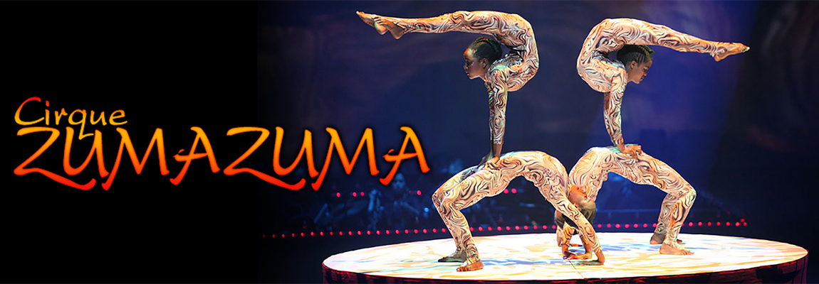 Fox Family Series:  Cirque Zuma Zuma