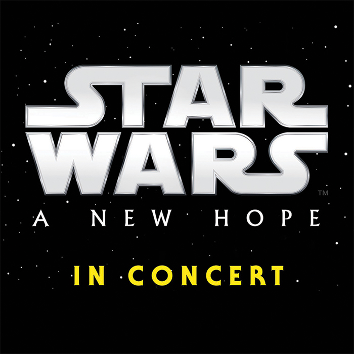 Spokane Symphony Movies & Music 3: Star Wars A New Hope In Concert