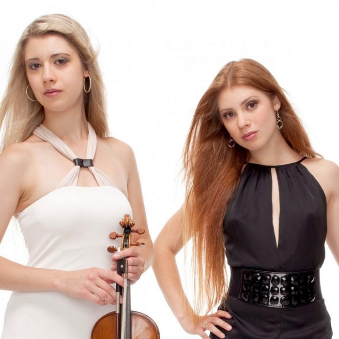 Virtual Event - Northwest BachFest: The Electrifying Duo Parnas – Rising Stars